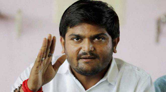 Hardik, 59 others booked for rioting