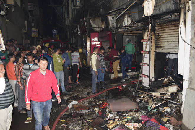 Sunday's fire exposes danger of such accidents to city