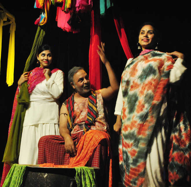 Partition: Dreams which refuse to die