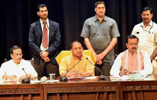Declare assets in 15 days: Yogi to officials