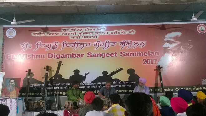 Malwa hosts first classical music sammelan