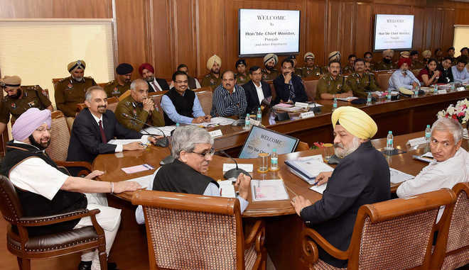 Punjab's 'halqa' in-charge system goes