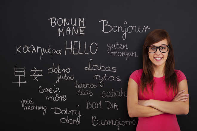 Easy route to language proficiency