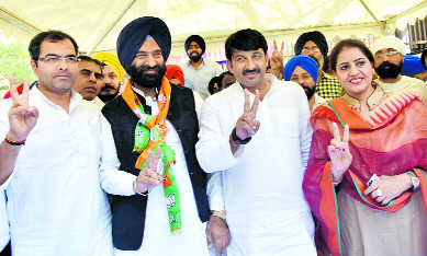 Sirsa files papers from Rajouri seat bypoll