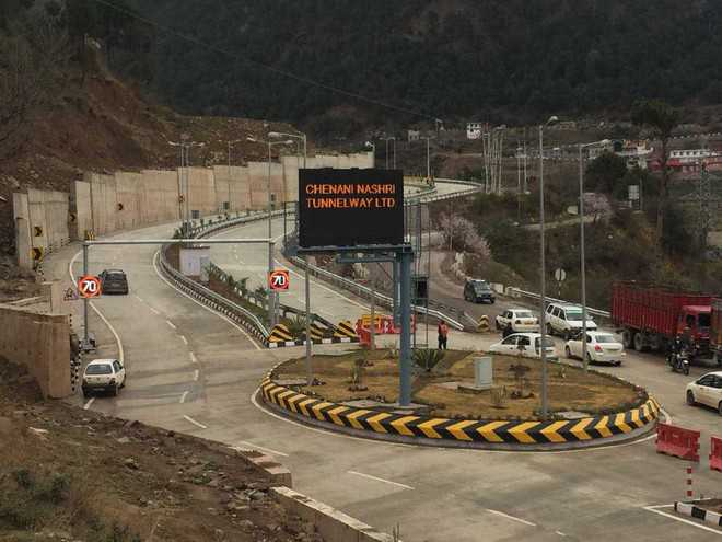 PM to inaugurate Chenani tunnel on April 2