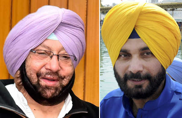 Do you want to make ministers corrupt: Capt on Sidhu TV show issue