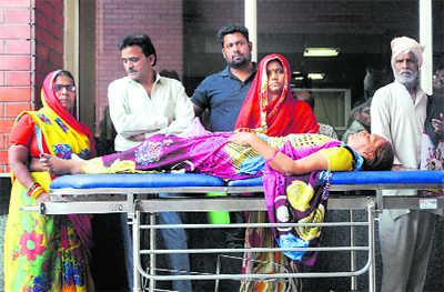 Services in govt hospitals hit as resident doctors go on mass leave