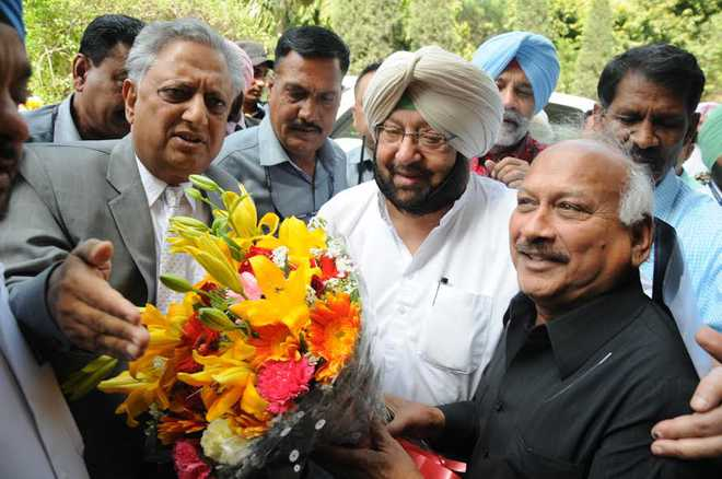 Newly elected MLAs take oath in Punjab