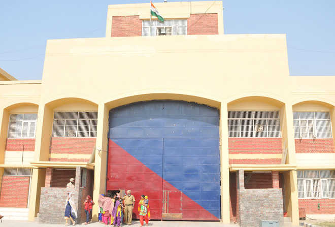 Jail authorities write to PWD to construct a watch tower