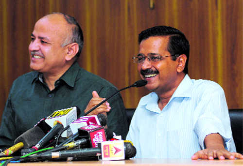 Will abolish residential house tax if voted to power: Kejriwal