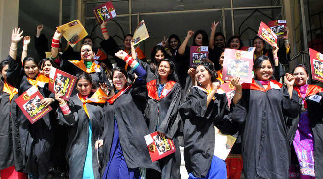 Convocation organised