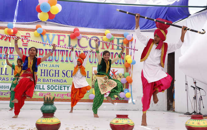 Colourful cultural items mark annual function