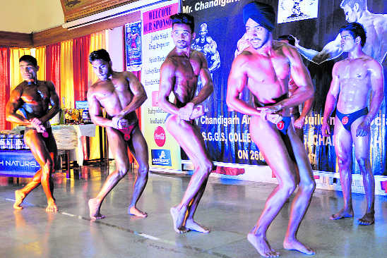 Gopal, Pushpinder win bodybuilding titles
