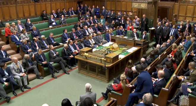Motion in UK parliament against Pak's occupation of Gilgit-Baltistan