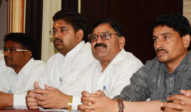 MLAs will hold janata darbars: BJP leader