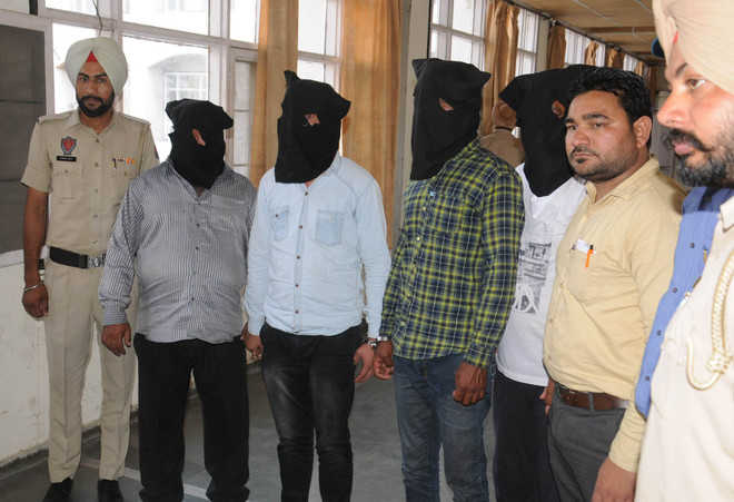 Four accused arrested in fake certificates, degrees case