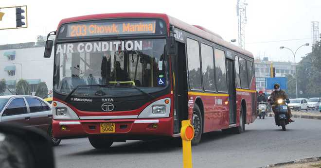 CTU starts more buses to Mohali