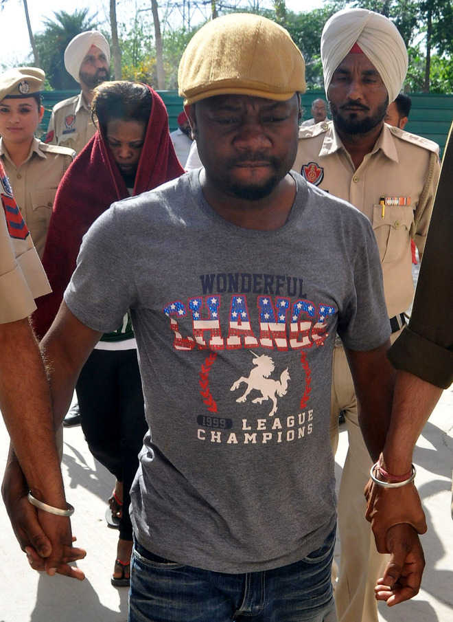 Nigerian, accomplice held with heroin worth Rs 5 crore