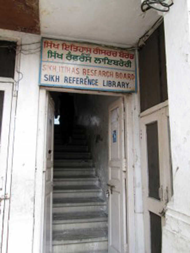 Sikh library to get new home