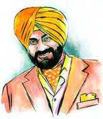 Unimportance of being Navjot Singh Sidhu