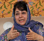 People feel PDP will fulfil their expectations, says Mehbooba