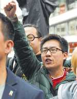 A day after vote, Hong Kong targets democracy activists