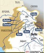 Indus hydropower projects being built despite Pak objections, LS told
