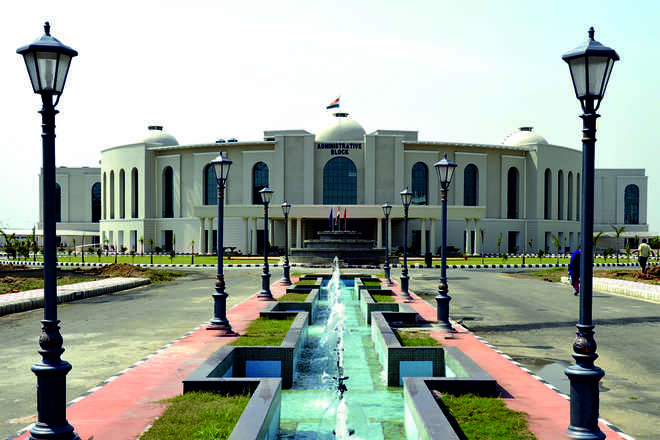 The Rajiv Gandhi National University of Law, Patiala