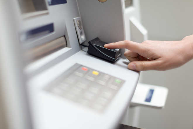 Gen-next cards to replace ATM pins with fingerprints
