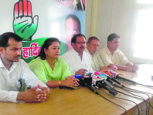 Cong demands  Rs 5 lakh as ex gratia for victims' kin