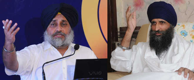 Sukhbir mum on Jathedar's charges