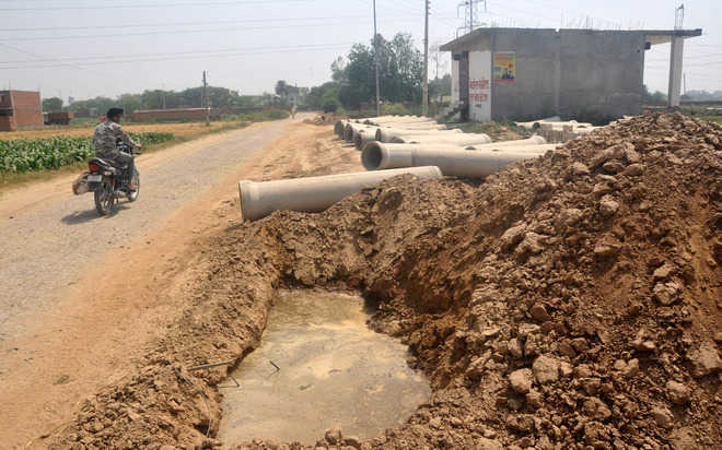 Water crisis stares Mohali in the face