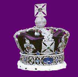 Can't order UK to return Kohinoor: SC