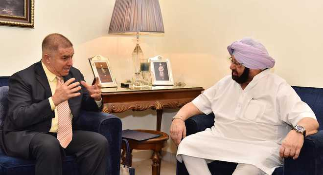 Israel seeks cooperation with Punjab in various sectors