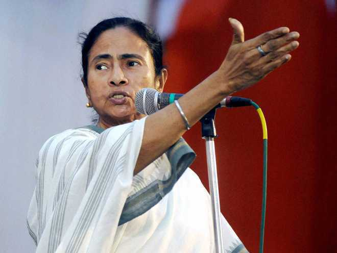 Mamata Banerjee re-elected Trinamool Congress chairperson