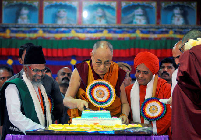'India will pay dearly if it plays Dalai Lama card'