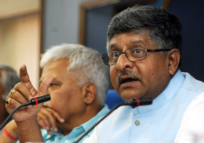Muslims don't vote for us, but we gave them sanctity: Prasad
