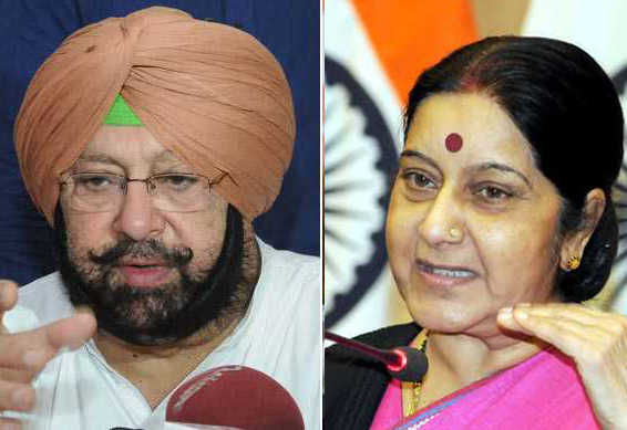 Sushma Swaraj agrees to Punjab demand for new passport office