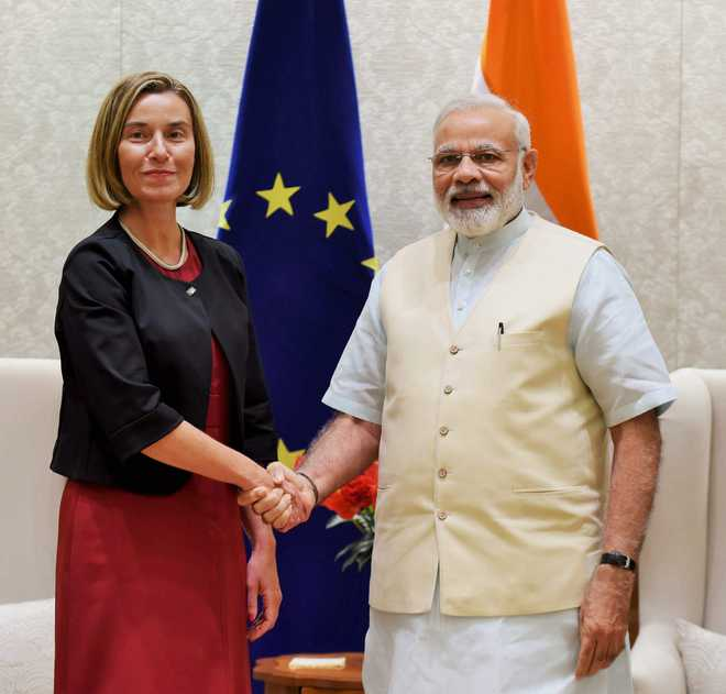 India, EU resolve to deepen bilateral ties