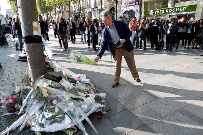 Fears shroud French election after Champs Elysees attack