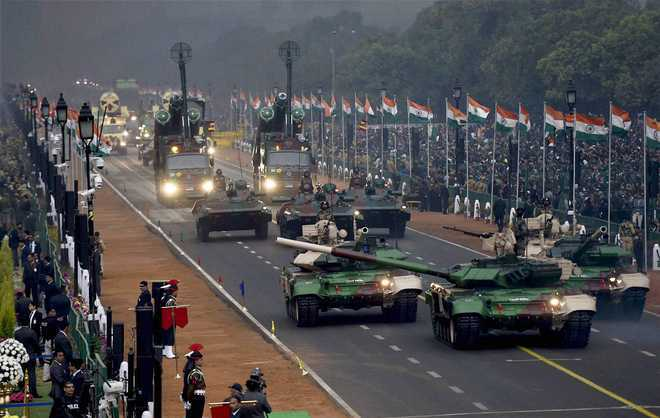 India is now world's fifth largest defence spender