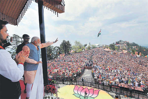 State suffers as CM busy with court cases: PM