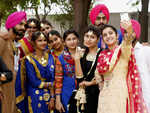 Colourful events mark college annual function