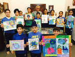 Schools celebrate Earth Day