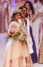 Srishti Kaur wins Miss Teen Universe pageant