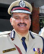 BS Sandhu appointed new Haryana DGP