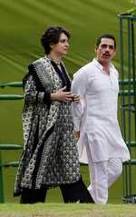 My finances have nothing to do with my husband's deals: Priyanka Gandhi