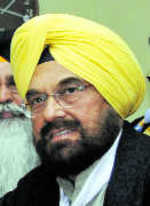 AAP down, not out: Sandhu