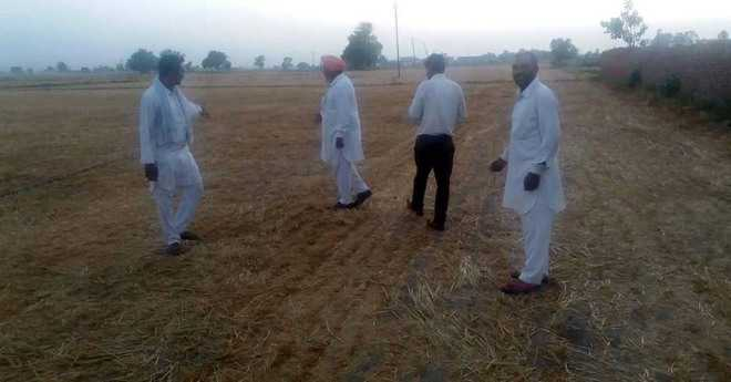 Rs 50-cr shamlat land passed off as pvt land