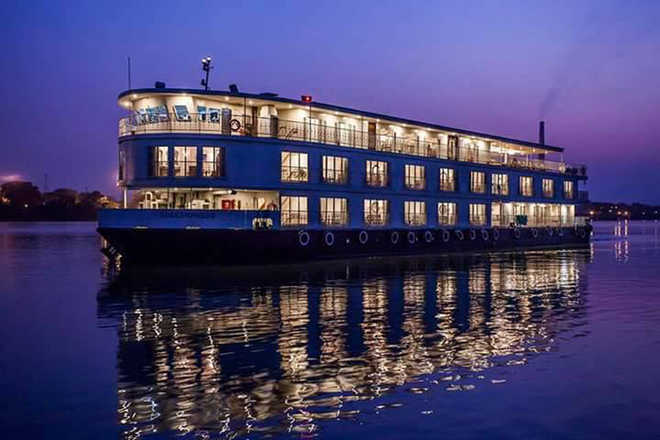 Cruise On Ganges Rated Among Best In World